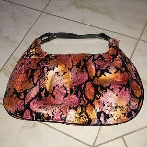 Chinese laundry multicolour satchel